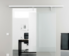automatic sliding door residential