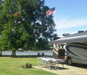 RV Park in Amite near Hammond, Lousiana