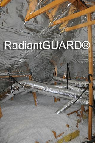 Attic Insulation & Radiant Barrier pany • RadiantGUARD PSG