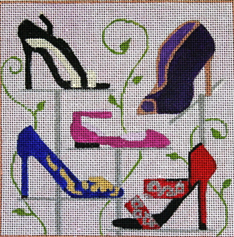 Windows of Milan - Shoes By Melissa Prince