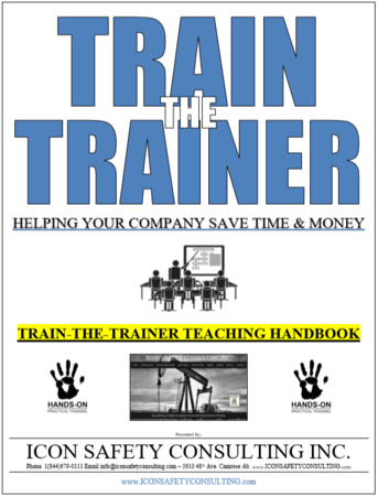 Train The Trainer - ICON SAFETY CONSULTING INC.