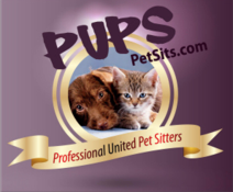 Proud Member of Professional United Pet Sitters