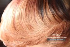 Best Rose Gold Hair Color in Addison, Best hair color salon Addison, Best hair color salon Carrollton, best hair color salon Plano, Best hair color salon Dallas, Best hair color salon Farmers Branch, ombre hair color addison, best hair color Addison