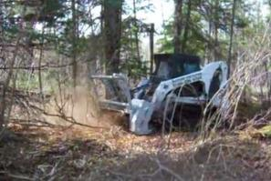 Denis Cimaf Forestry Mulching Attachments