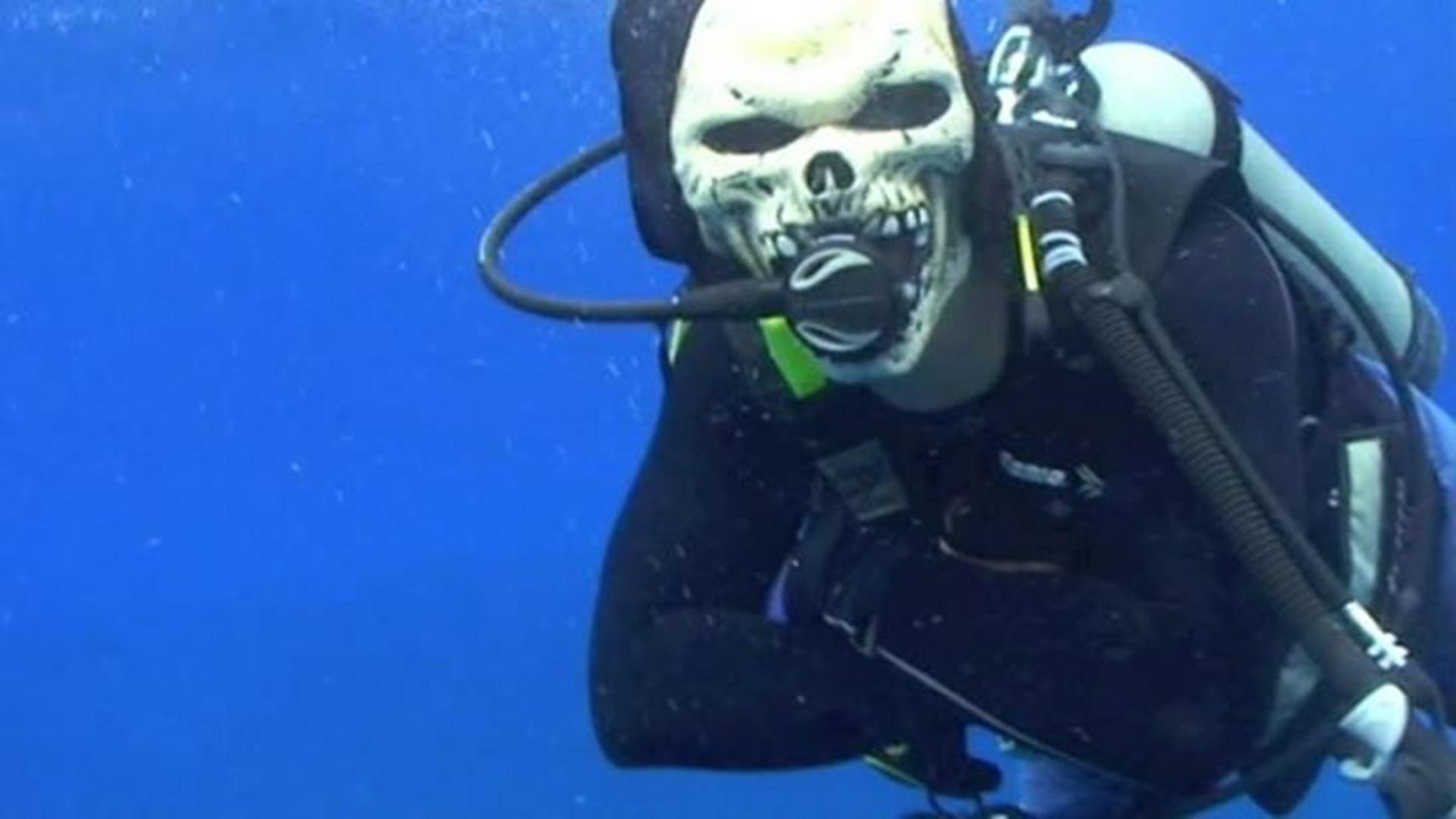 Scuba Diving Utah