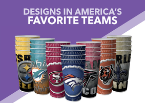 West Texas Fundraisers, superfan fundraiser, NFL, MLB, spirit cup fundraiser, Tervis Cups and Tumblers