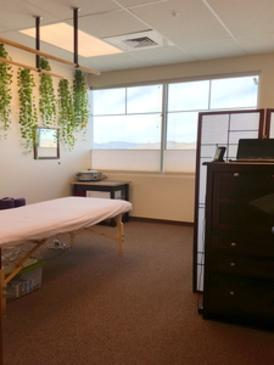 Massage-to-Health Treatment & Consultation Room