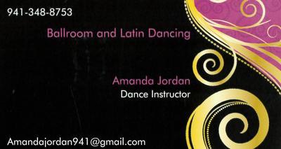 Business cards ballroom dance studio business cards colourmoves