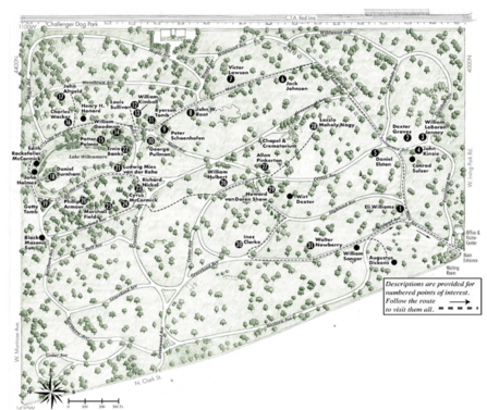 Graceland PDF printable Map and Booklet