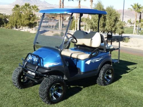 Golf Cart Rental - Bike The Beach Pcb - Panama City Beach, Fl Blue Line Golf Carts Html on blue hot tub, golfers in cart, blue car,