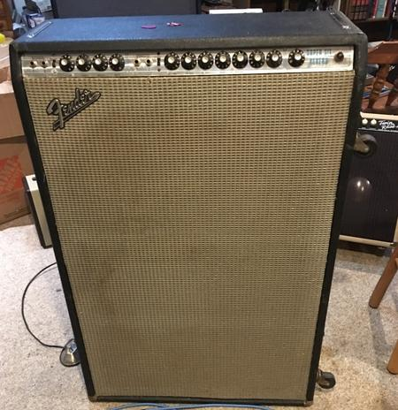 Super Six Reverb Front