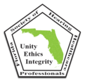 Florida Society of Hearing Healthcare Professionals Logo