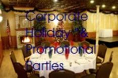 Retirement Holiday Promotional Party