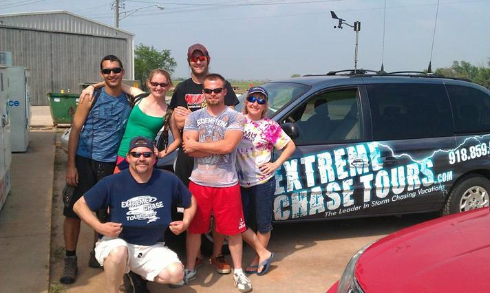 Extreme Chase Tours Storm Chasing Tours