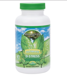 ULTIMATE D-STRESS™ - 120 CAPSULES