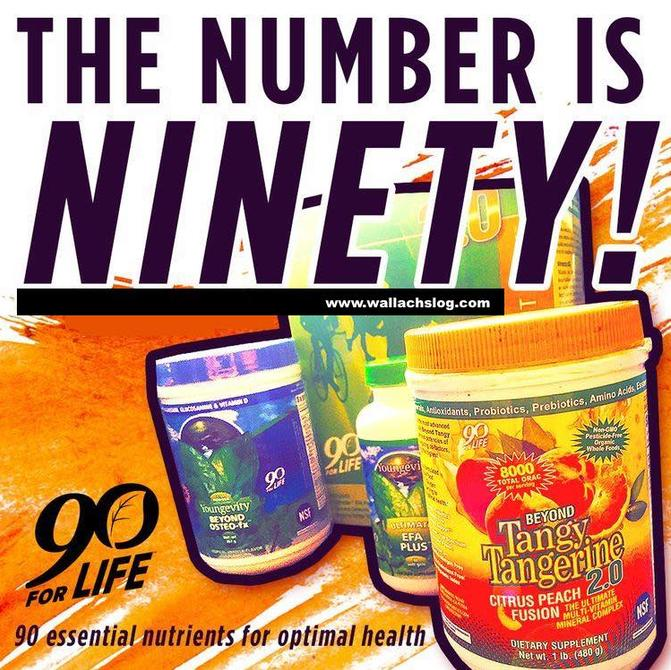 90 Essential Nutrients