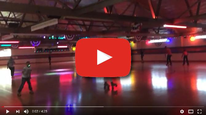 Church Outing: Roller Skating 2