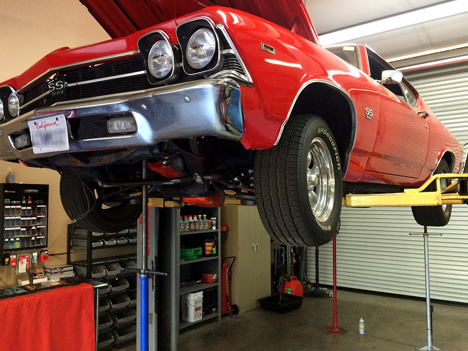 Dannys Auto Service Is A Dynamic Auto Repair Center In Granbury - Granbury car show