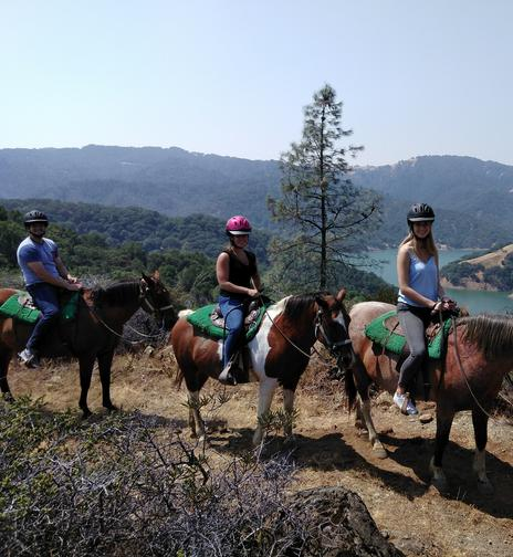 e47e9715a8c A: The Ranch at Lake Sonoma is excited to give the public the opportunity  to enjoy the largest and one of the most beautiful parks in Sonoma via  horseback.