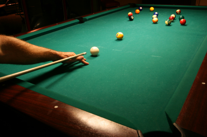 Pool Tables Games Sports And TV Viewing - Games to play on a pool table