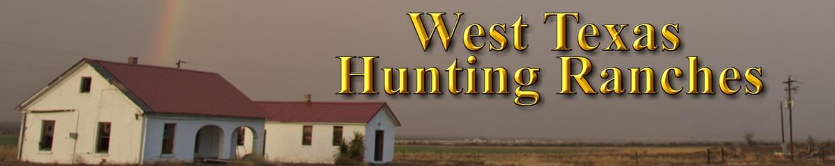 West Texas Hunting Ranches