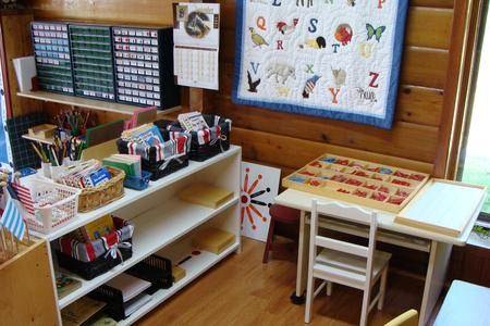 Primary Montessori Language Curriculum