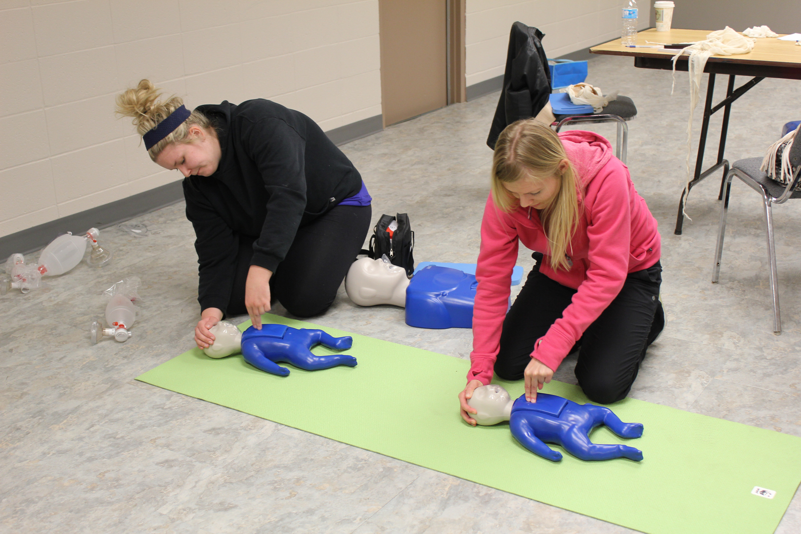 Impact first aid cpr first aid cpr training emergency training bls basic life support courses xflitez Gallery