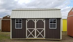 16x32 Lofted Barn