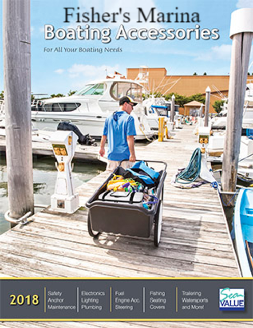 Boat Parts - Accessory Catalog, Water toys, Life jackets, Towables, Wakeboard, watersports, boat safety gear, Online boat parts, Drop ship Buckeye lake, Marina, Boat parts for less, Boat accessories for less, Free in store pickup, Fisher's Marina, Fishing, Boat Lights, parts ship same or next day, Fisher's Marina service
