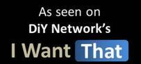 Seen on DIY Networks I Want That