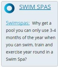 Hot Tubs Ottawa Swimspas