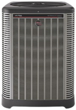 Achiever Plus Series three stage UP17 heating system with EcoNet