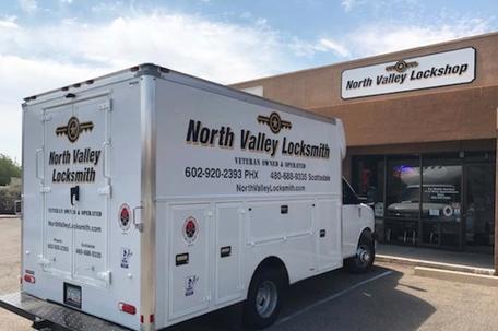 Locksmith Service in Phoenix, AZ | North Valley Locksmith