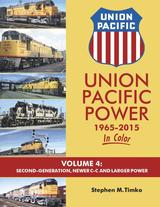 Union Pacific Power In Color Volume 4