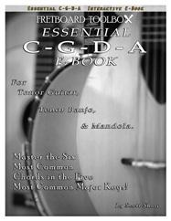 Essential CGDA Interactive E-Book Fretboard Toolbox
