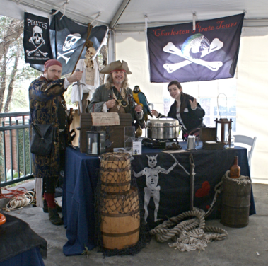 Pirate Entertainment in Charleston SC
