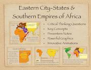 Eastern City States and Southern Empires PowerPoint