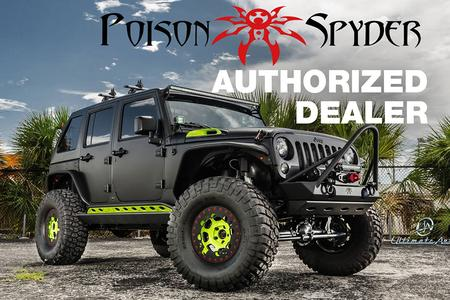 Jeep Accessories Canton Akron Solon Ohio