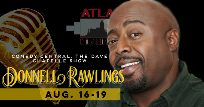 donnell rawlings atlanta comedy uptown comedy punchline comedy