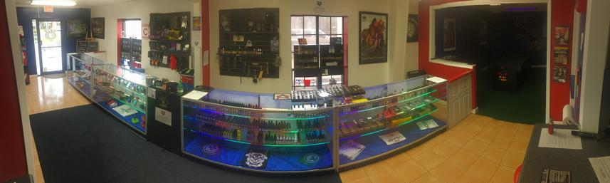 The Vape Shop of Pensacola © All Rights Reserved
