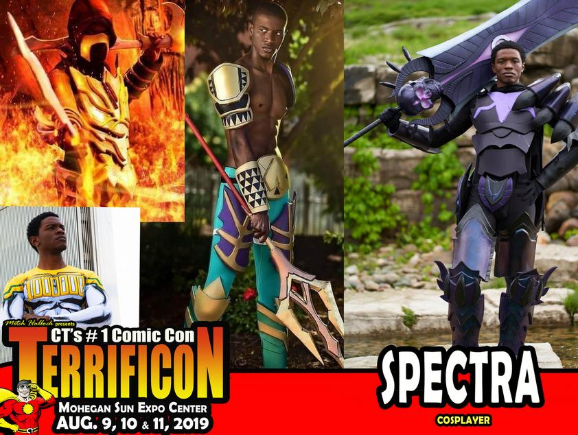 spectraTERRIFICON
