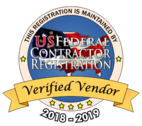 US Contractor Registration Verified Vendor