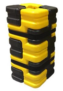 Column Sentry FIT Small-Yellow-Black