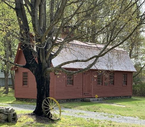 Jordan Schoolhouse, Waterford, Connecticut