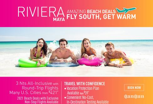 Riviera Maya all inclusive promo deals: Travel with confidence