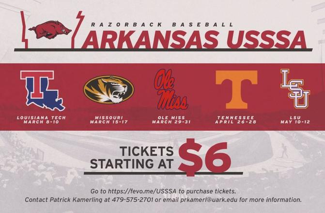 Razorback Tickets