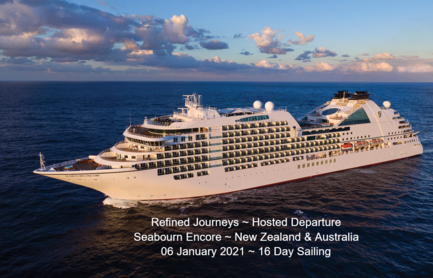 Seabourn Encore, Australia, New Zealand, Small Group Travel