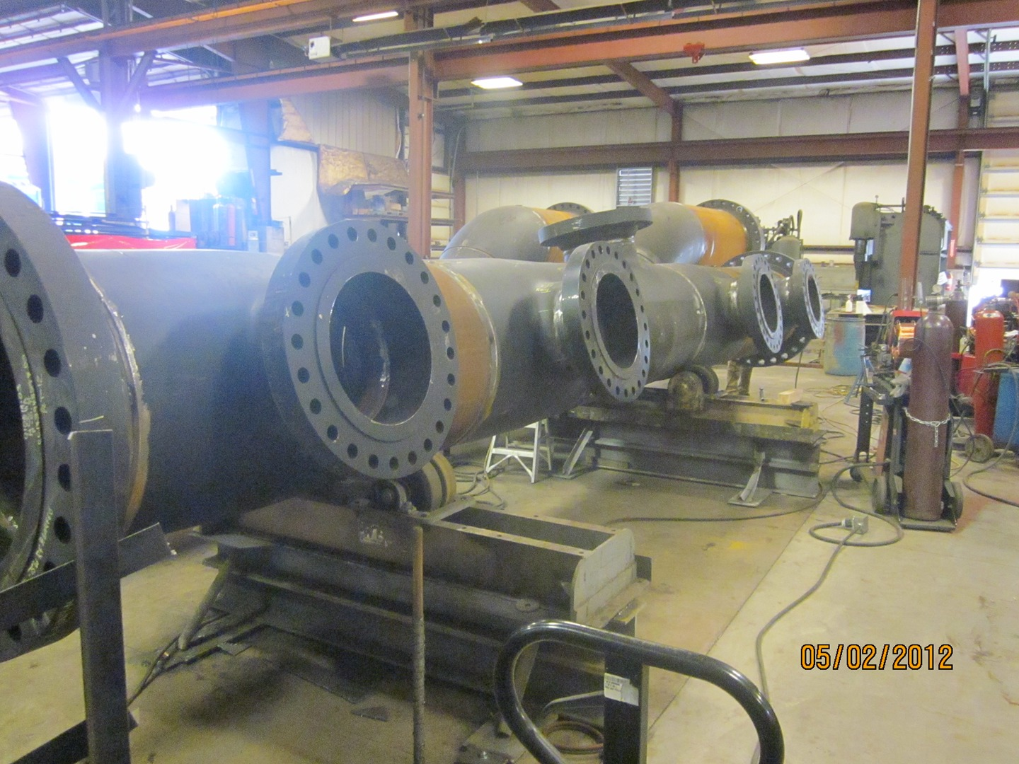 Steelcon LLC - Mechanical Fabrications, Structural Fabrications