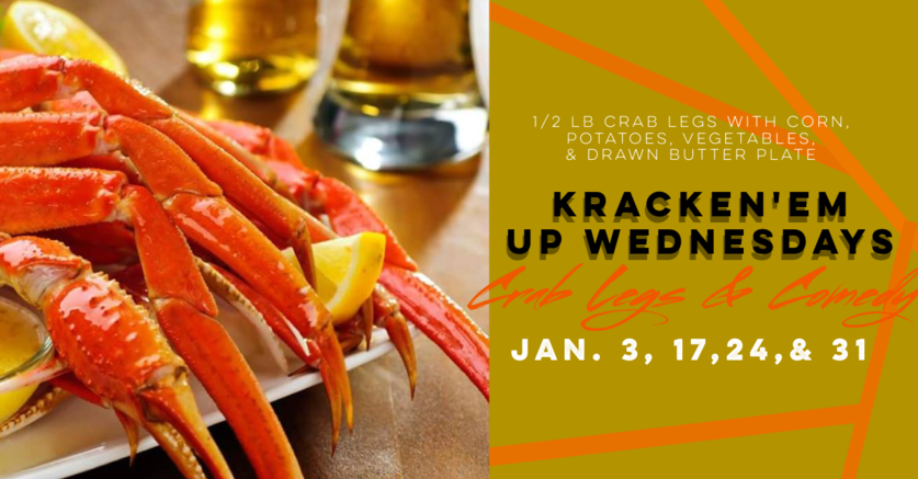 crab legs uptown comedy Atlanta comedy punchline comedy