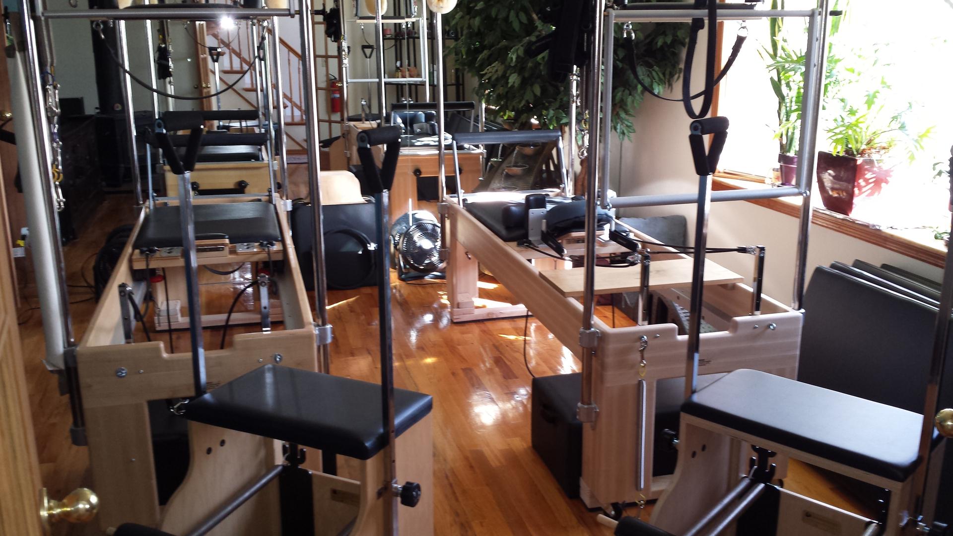 Balanced body pilates chair - Massage Therapy